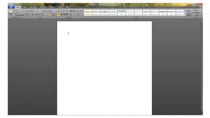 Office 2010 Technical Preview утек в торренты
