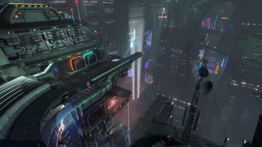 Энтузиаст превратил Serious Sam Fusion в шутер Blade Runner: Cells Interlinked 2021