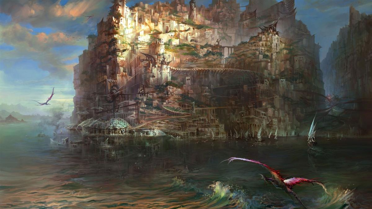 inXile рассказала предысторию событий Torment: Tides of Numenera