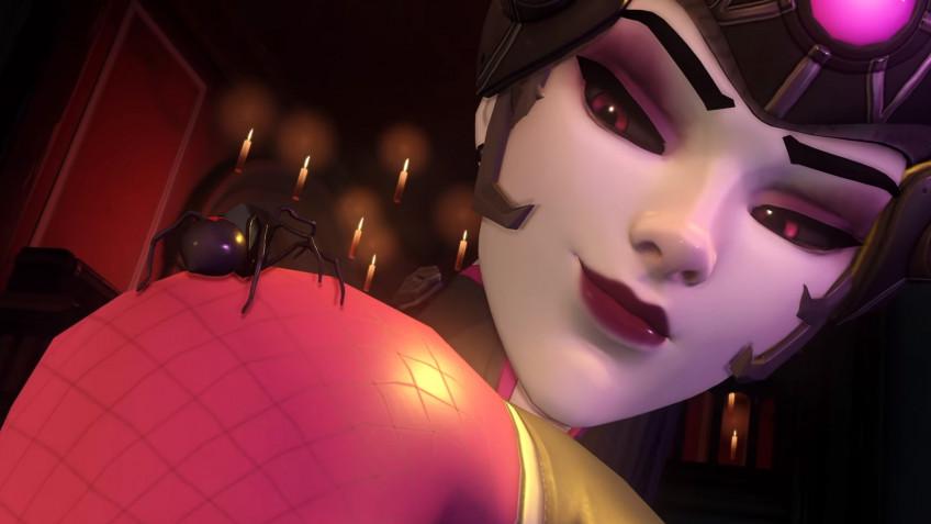 В Overwatch стартовало событие «Ужасы на Хеллоуин»