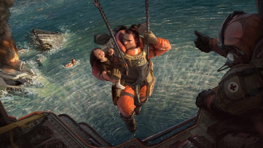 Игроки Apex Legends нашли способ вызвать Лох-несское чудовище