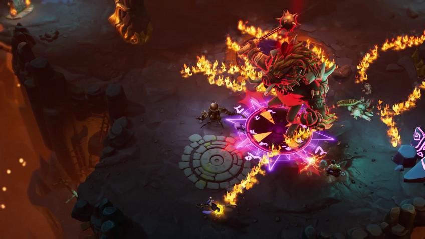 Финальный акт Torchlight3 назвали Echonok