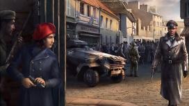Дополнение La Résistance к стратегии Hearts of Iron IV выйдет25 февраля