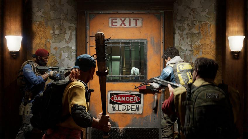 Back4 Blood:8 минут геймплея духовного наследника Left4 Dead
