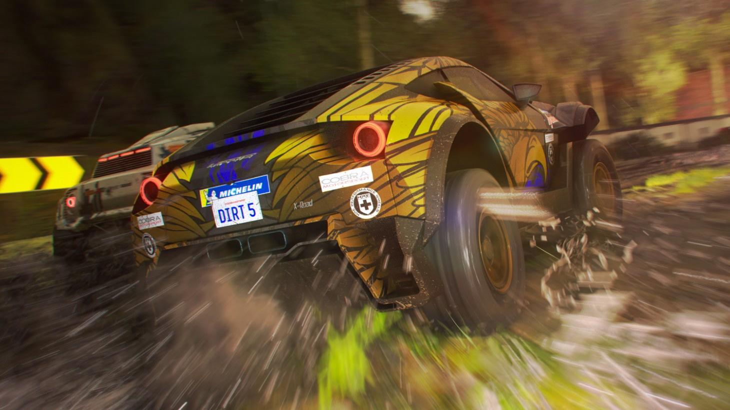 Графику DIRT5 на Xbox Series X исправили — теперь гонка выглядит как и на PS5