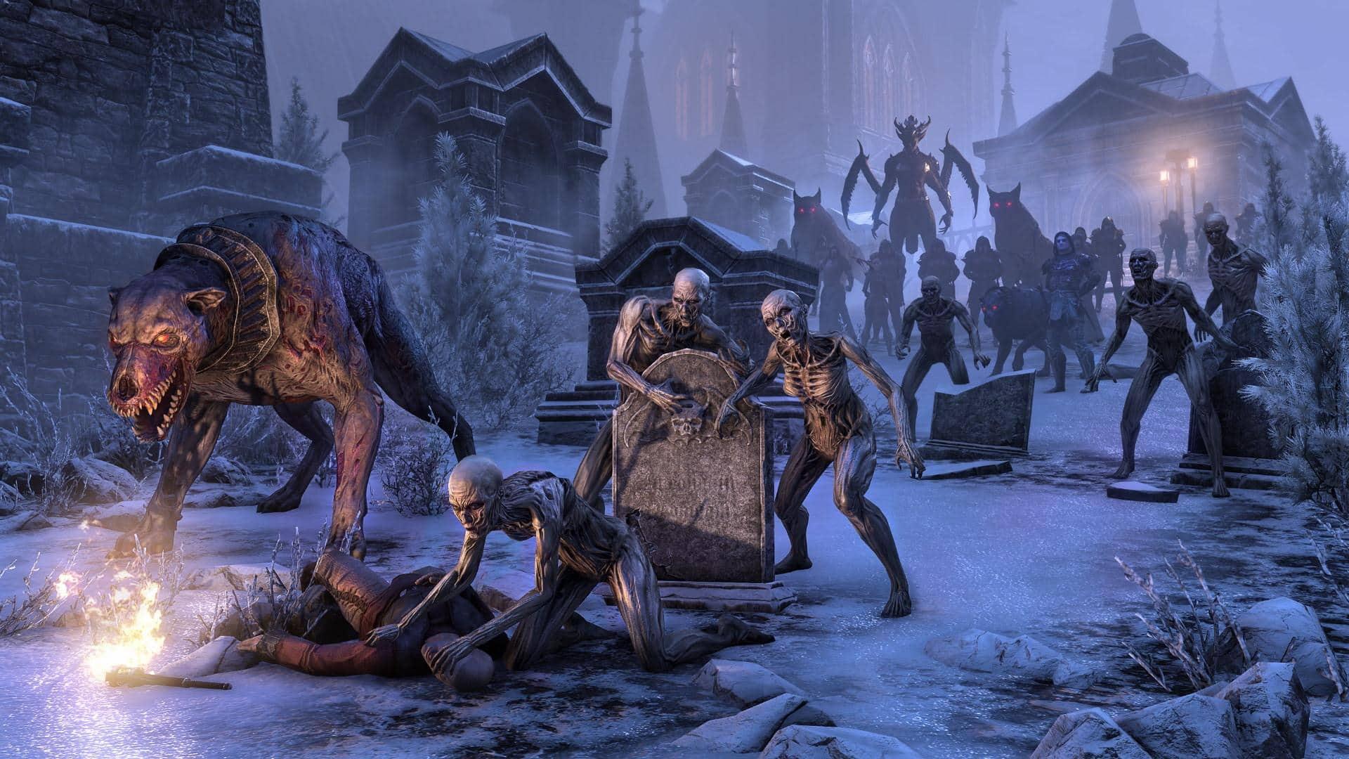 Подробности дополнения «Камни и шипы» для The Elder Scrolls Online