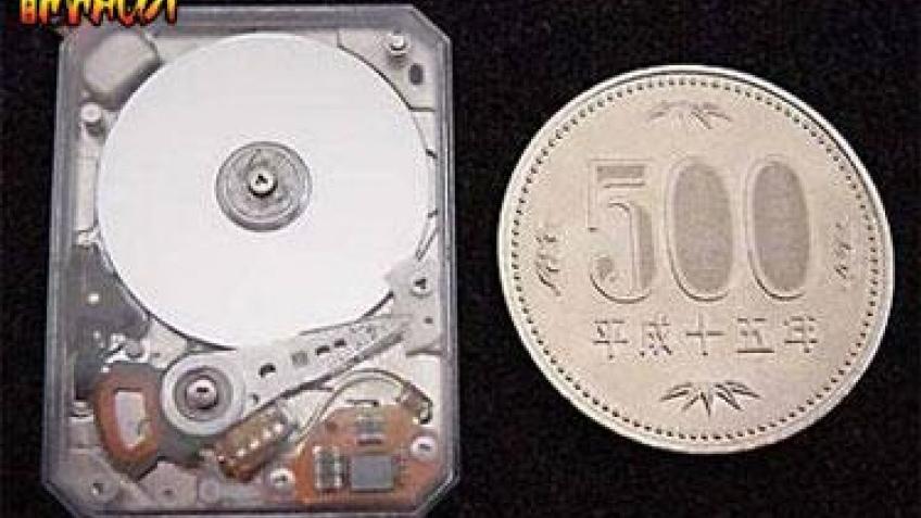 Дюймовочка из Toshiba