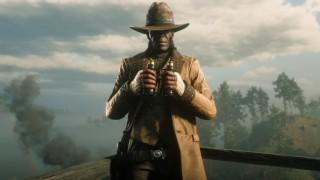 В бета-версии Red Dead Online появился новый режим гонок на лошадях