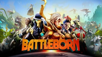 Открытый бета-тест Battleborn начнется весной