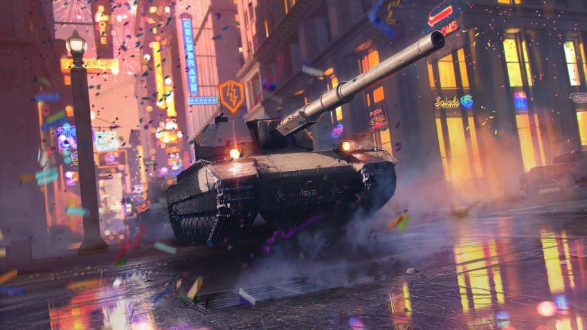 World of Tanks Blitz празднует 6-летие с выходом крупного обновления7.0