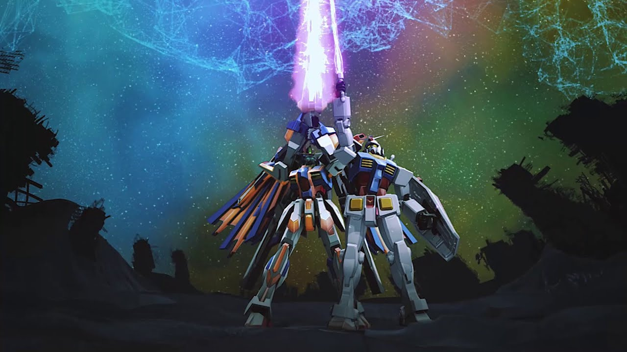 К Mobile Suit Gundam Extreme VS. Maxiboost ON выпустили «живой» трейлер