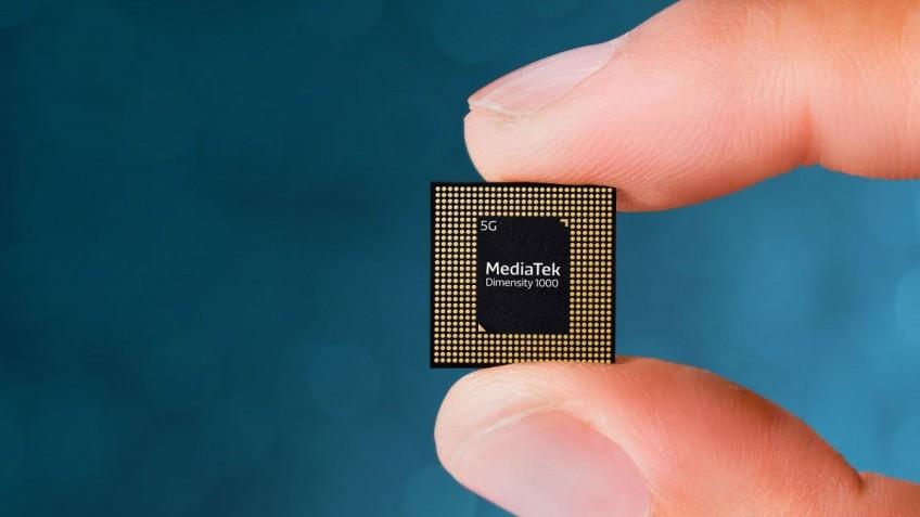 MediaTek представила топовую мобильную SoC Dimensity 1000 5G