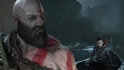 Новая God of War стала самой успешной частью серии — пока только в Британии