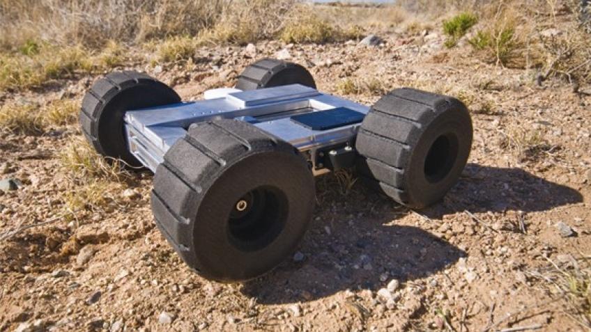 Прыгающий робот Precision Urban Hopper, теперь реальность