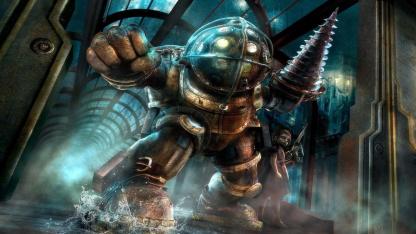 BioShock на Unreal Engine5 — ремейк от энтузиаста