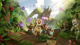 Дополнение Jungle Awakens для Minecraft Dungeons выйдет в июле