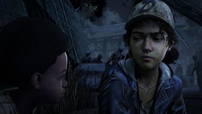 Вышла бесплатная демоверсия The Walking Dead: The Final Season