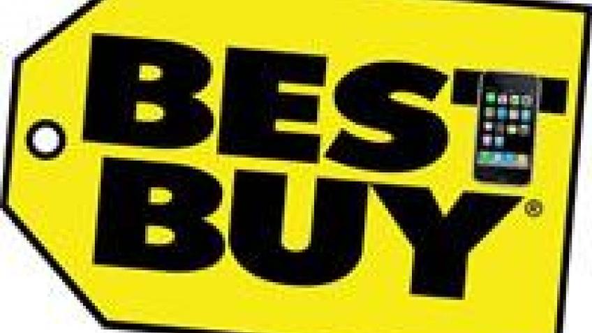 BestBuy начала продажи iPhone