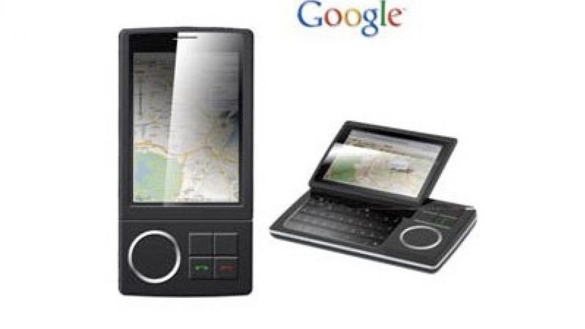 Первый Googlephone – от HTC?
