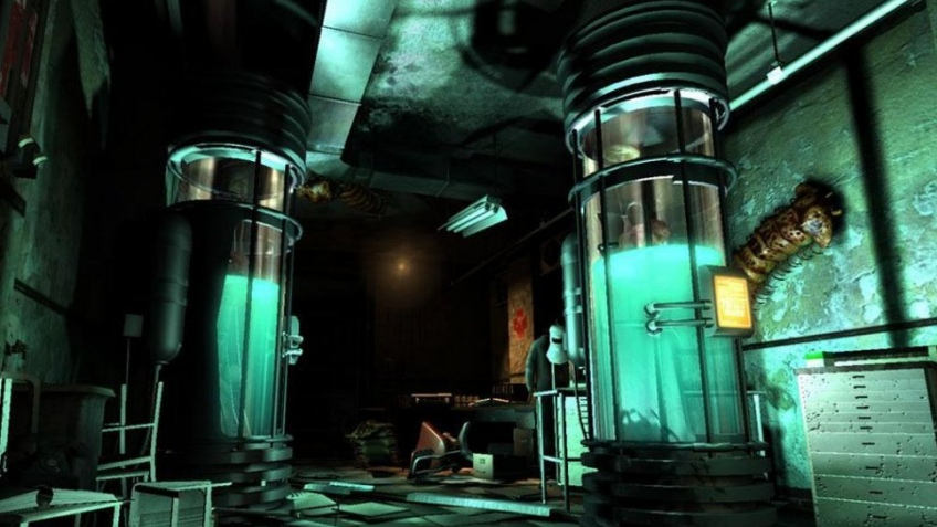 Шок от Bioshock