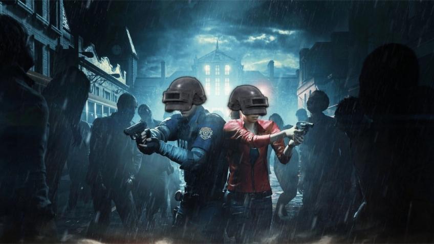 В PUBG Mobile пройдёт специальное мероприятие в честь ремейка Resident Evil2