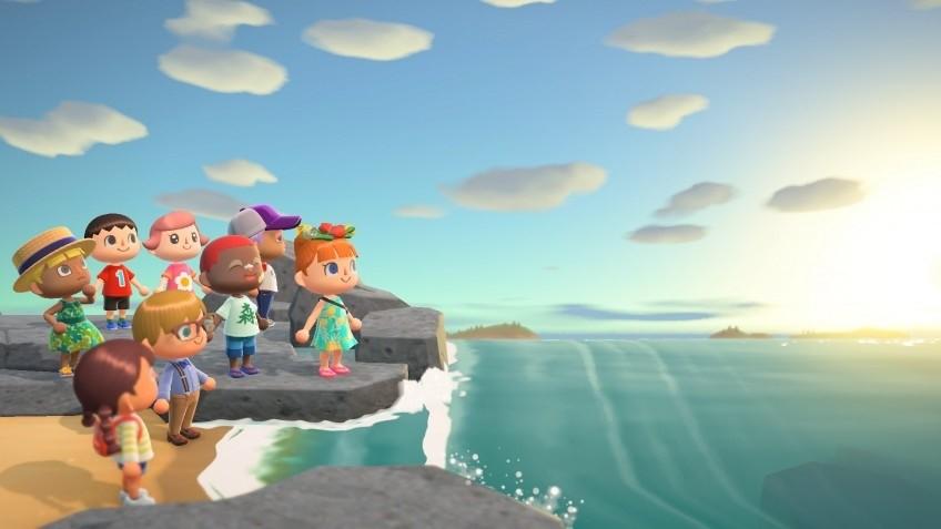 Animal Crossing: New Horizons удерживает лидерство в чарте розницы Великобритании