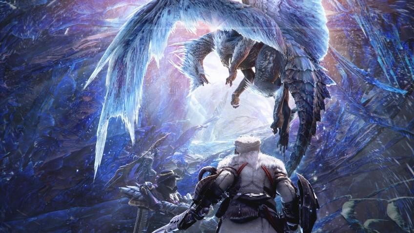Capcom отгрузила2,5 миллиона копий Monster Hunter World: Iceborne