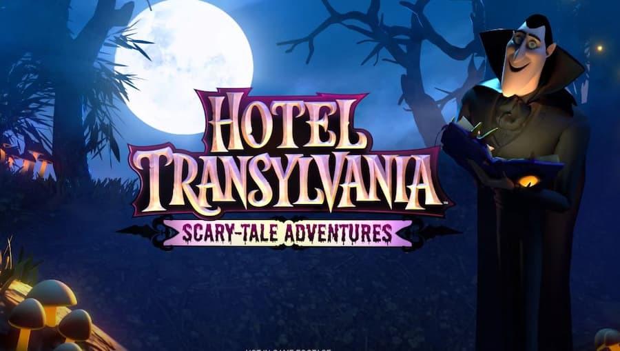 К Хэллоуину выпустят игру Hotel Transylvania: Scary-Tale Adventures