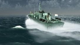 'Морской охотник' снова в деле