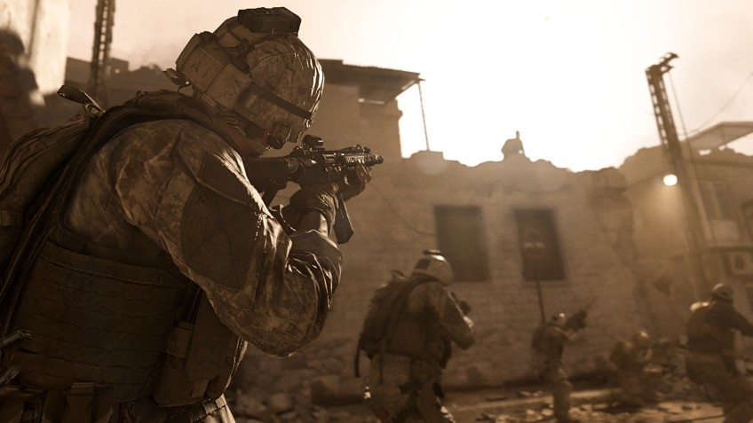 Call of Duty: Modern Warfare вернулась на первую строчку чарта розницы Англии