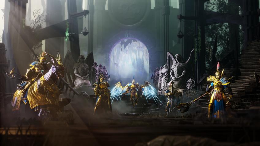 Новые ролики по Warhammer Age of Sigmar: Storm Ground посвятили трём фракциям