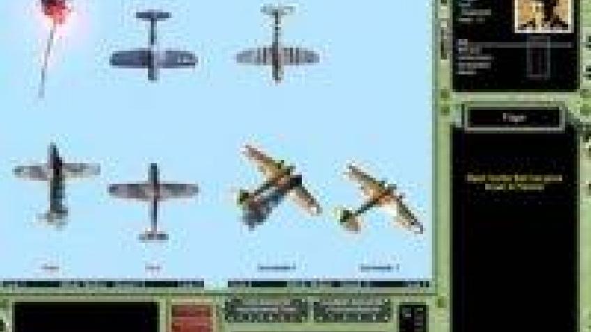 Воздушный бой на картах