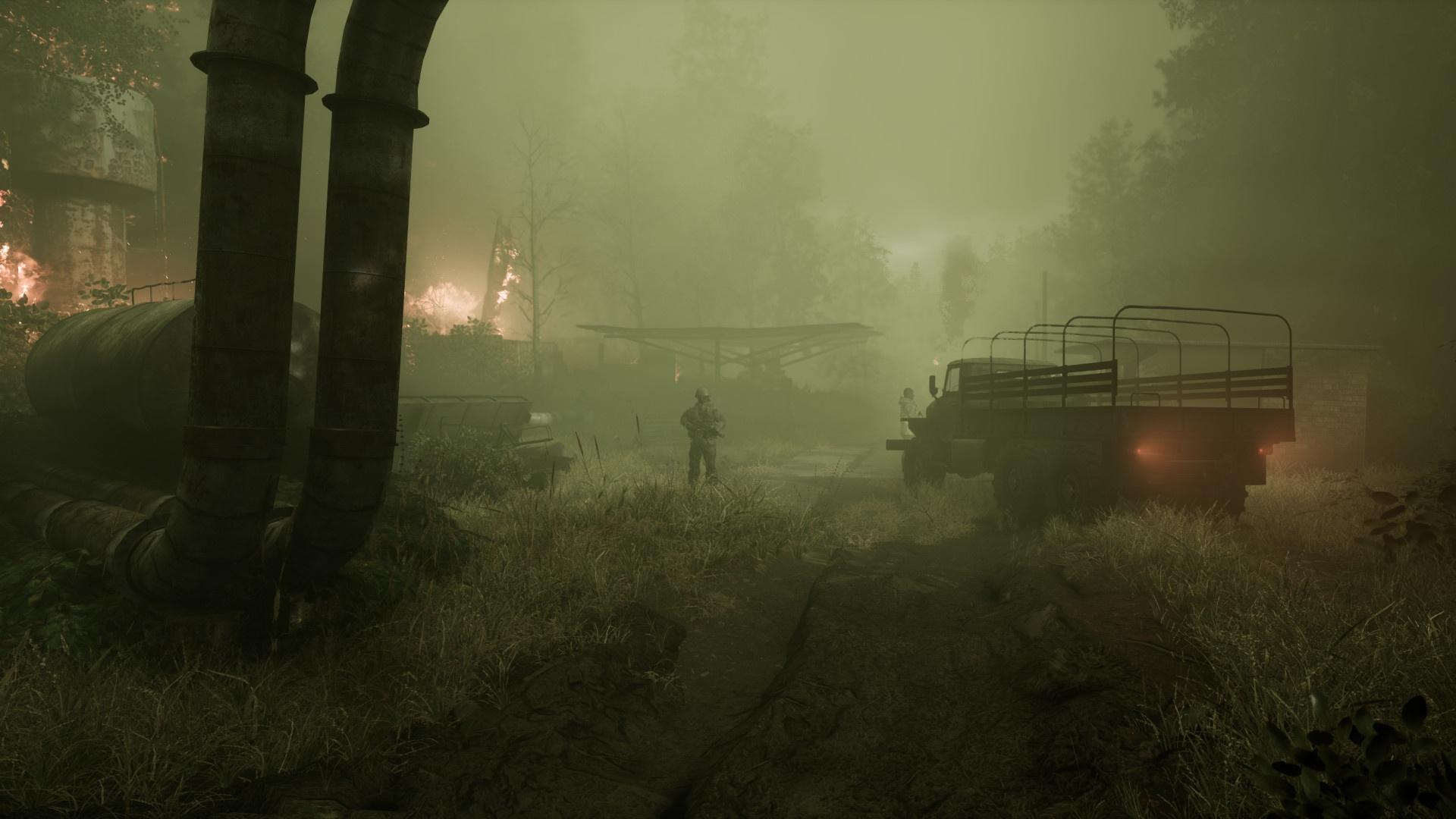 Хоррор Chernobylite выходит в ранний доступ Steam в октябре