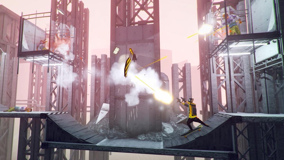 Devolver представила три игры и «лутбокскойн»