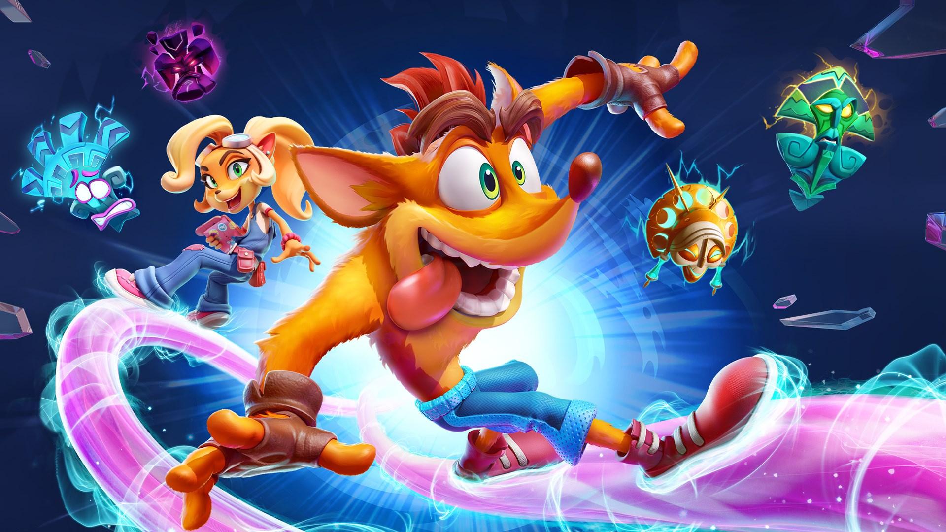 Похоже, Crash Bandicoot 4: It's About Time выйдет на Nintendo Switch и PC