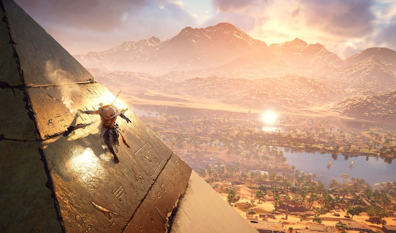 Ubisoft раздаёт интерактивные музеи Египта и Греции из Assassin's Creed
