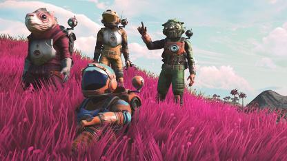 No Man's Sky впервые получила «в основном положительные» отзывы в Steam