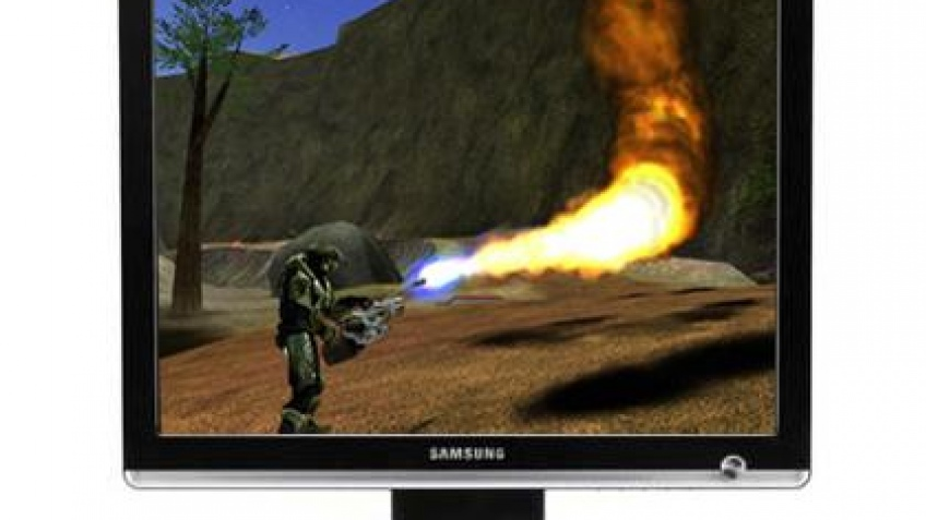 Большой и шустрый монитор Samsung