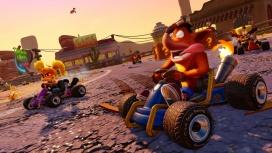 В Англии у Crash Team Racing Nitro-Fueled второй лучший старт в истории «Крэша»