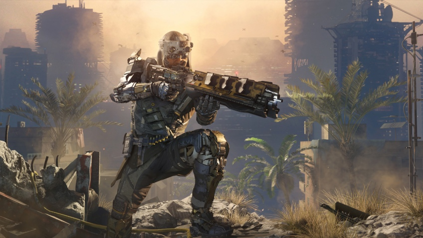 Treayrch уже тестирует редактор для Call of Duty: Black Ops3