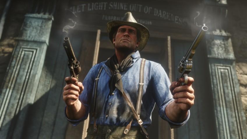 Общий тираж Grand Theft Auto V и Red Dead Redemption2 превысил 150 млн копий