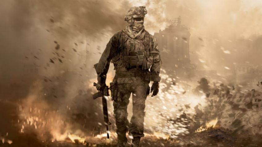 Слух: в обновлённой версии Call of Duty: Modern Warfare2 будет только сюжетная кампания