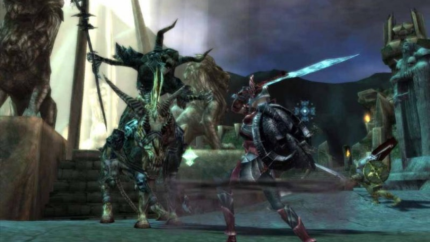 Guild Wars отправилась в Китай