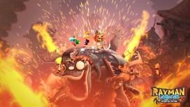 Rayman Legends для Switch получит эксклюзивные режимы игры в кун-фут