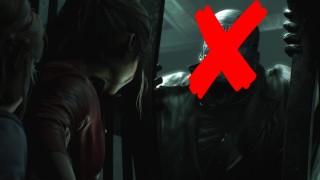 Моддер полностью убрал Мистера Икс из ремейка Resident Evil2