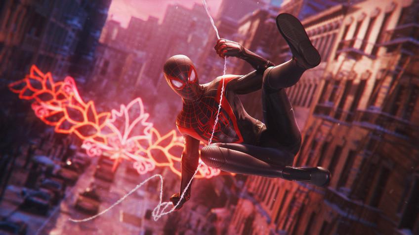 «Человек-паук: Майлз Моралес» вновь лидирует в рознице Великобритании