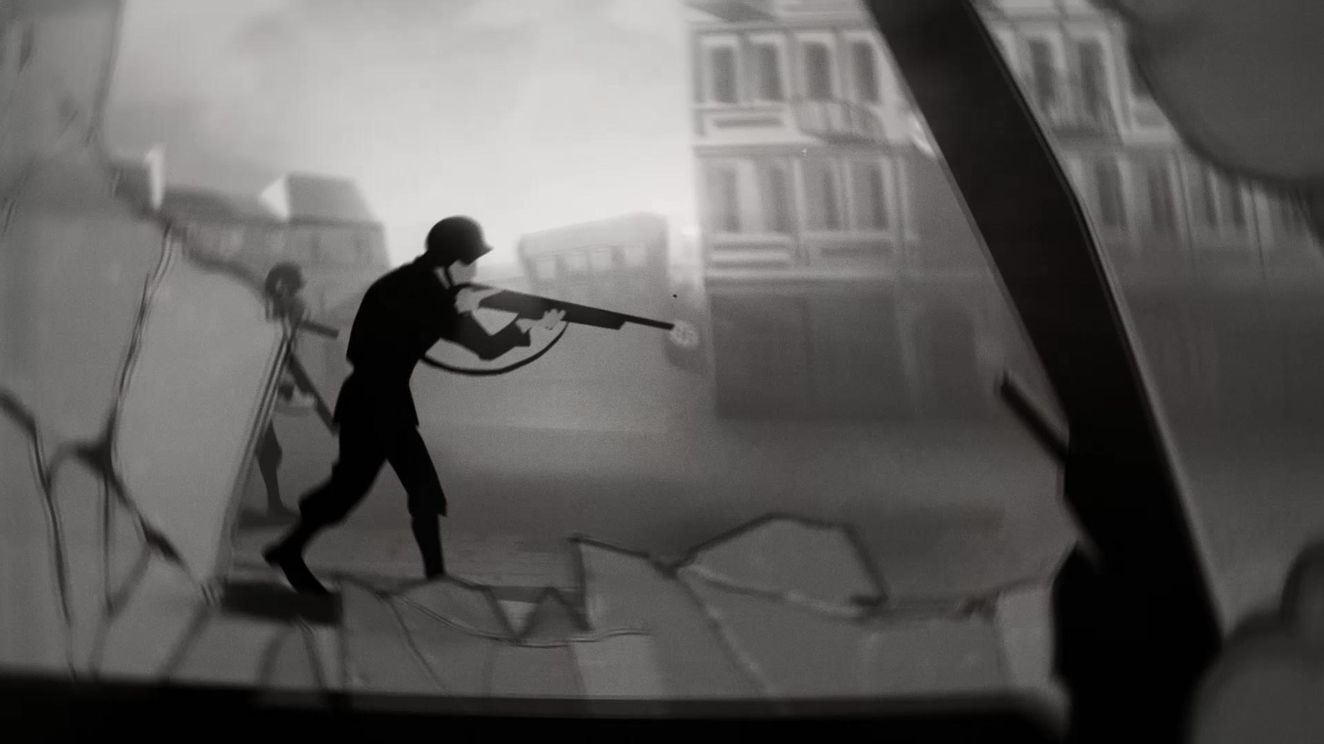 Авторы Hatred и Ancestors Legacy анонсировали мрачную игру о Второй мировой