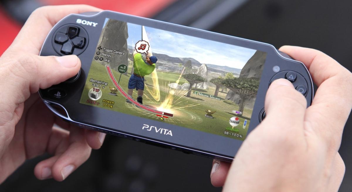Sony прекратила поставки и производство PS Vita