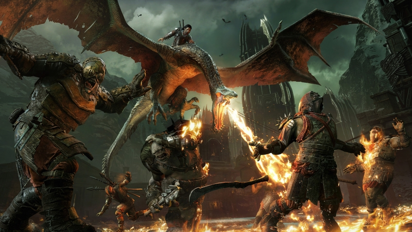 Новый трейлер Middle-earth: Shadow of War посвятили сражениям
