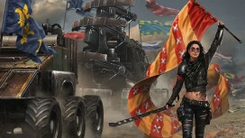 «Рыцари Пустошей» привезли в Crossout 200-килограммовый револьвер